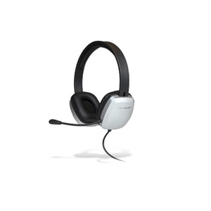 Cyber Acoustics AC 6010 - Headset - on-ear - wired - 3.5 mm jack