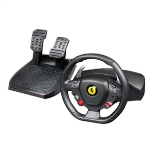 Thrustmaster Ferrari 458 Italia - Wheel and pedals set - wired - for