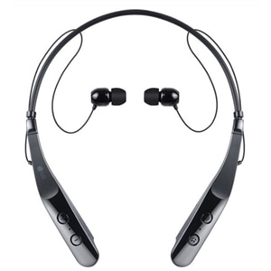 LG TONE TRIUMPH HBS-510 Headset - Earphones with mic - in-ear - neckband - Bluetooth - wireless - black - for LG Zone 4