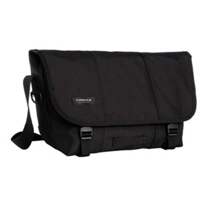 Timbuk2 Classic Messenger M - Laptop carrying shoulder bag - 15-inch - jet black
