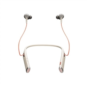 Plantronics Voyager 6200 UC Headset  ear bud  Bluetooth  wireless  active noise canceling - Sand