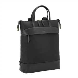 Targus Newport Convertible 2-in-1 - Laptop carrying backpack/tote - 15-inch - black