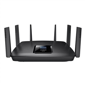 Linksys EA9300 Wireless Router 4-port Switch GigE - 802.11a/b/g/n/ac - Tri-Band
