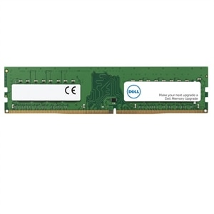 Dell Memory Upgrade - 8GB - 1Rx8 DDR4 UDIMM 2933MHz XMP