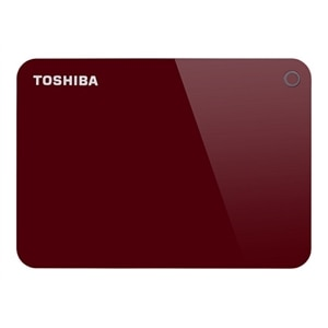 Toshiba Canvio Advance 1tb External Hard Drive Usb 3 0 Red Dell Usa