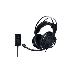 HyperX Cloud Revolver - Headset - full size - wired - 3.5 mm jack - gunmetal