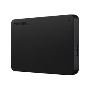 1ada5575ef2a Toshiba Canvio Basics Hard Drive 2 TB External (Portable) USB 3.0 - Black |  Dell United States