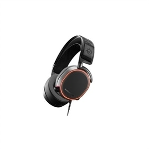 SteelSeries - Arctis Pro Wired DTS Headphone:X v2.0 Gaming Headset - Black