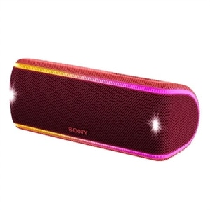 Sony Portable Wireless BLUETOOTH® Speaker SRS-XB31 - Red   Dell United States