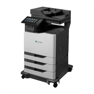 Lexmark CX860dte Color Laser Printer - Multifunction