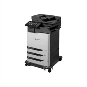 Lexmark CX825dte Color Laser Printer - Multifunction