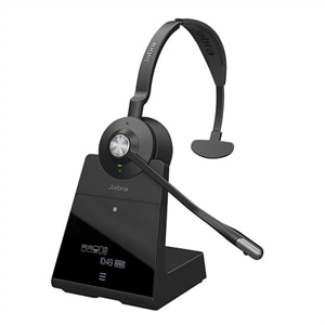 Jabra Engage 75 Mono - Headset - on-ear - DECT Wireless - NFC
