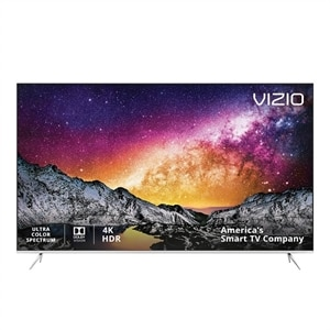 "Vizio 75"" LED P Series 4K Ultra HD HDR Smart TV P75-F1"
