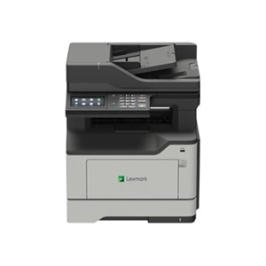 Lexmark MX421ade - Monochrome Duplex Laser Printer - Multifunction