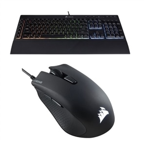 Corsair Gaming K55 RGB Keyboard with HARPOON RGB Mouse | Dell USA