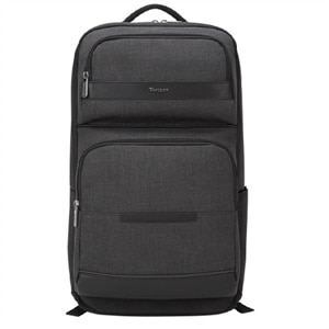 Targus CitySmart Advanced Laptop Backpack - Laptop carrying backpack - 15.6-inch - gray