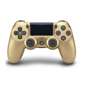 Sony Entertainment PS4 Dualshock 4 Controller - Gold