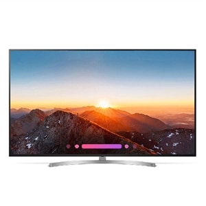 LG 65 Inch LED 4K HDR UHD Smart TV with AI ThinQ - 65UK6300PUE