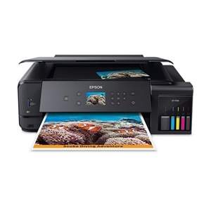 EPSON Expression Premium ET-7750 EcoTank All-In-One Printer