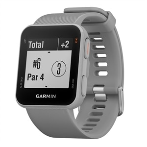 Garmin Approach S10  GPS Watch Golf - Gray