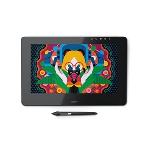 Wacom Cintiq Pro 13 - Digitizer w/ LCD display - 11.6 x 6.5 in - multi-touch - wired - DisplayPort, USB-C