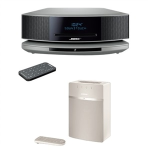 Bose - Wave Sound Touch Music System IV + Sound Touch 10