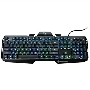 IOGEAR Kaliber Gaming HVER - Keyboard - backlit - USB
