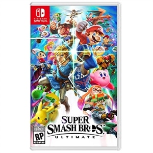 Super Smash Bros  Ultimate - Nintendo Switch | Dell USA