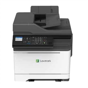 Lexmark MC2425adw  Multifunction Color Laser Printer - USB 2.0, Gigabit LAN, Wi-Fi(n)