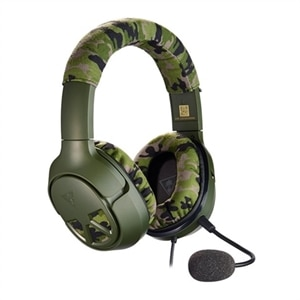 Turtle Beach Ear Force Recon Camo Multiplatform - Headset - full size - wired - 3.5 mm jack - camouflage