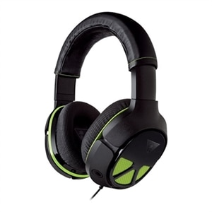 Turtle Beach XO THREE - Headset - full size - wired - 3.5 mm jack - black