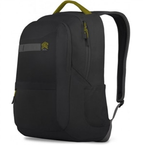 TRILOGY LAPTOP BACKPACK - BLACK