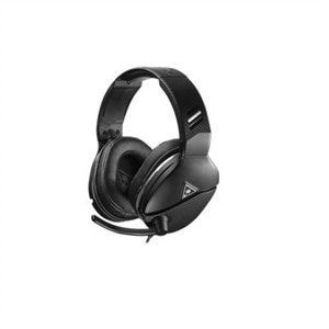 Turtle Beach RECON 200 - Headset - full size - wired - 3.5 mm jack - black