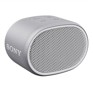 Sony SRS-XB01 - Speaker - for portable use - wireless - Bluetooth, NFC - white