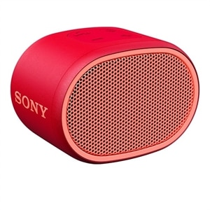 Sony SRS-XB01 - Speaker - for portable use - wireless - Bluetooth, NFC - red