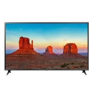 LG 75 Inch LED 4K Ultra HD HDR Smart TV - 75UK6190PUB