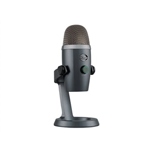 Blue Yeti Nano USB Microphone - Shadow Gray