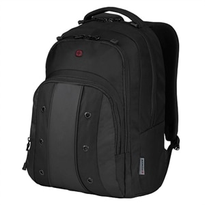 "Wenger Upload Notebook carrying backpack - 16"" - Black"