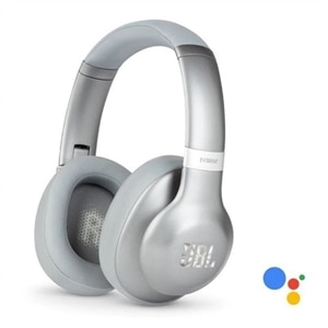 JBL Everest 710GA - Headphones with mic - full size - Bluetooth - wireless - mountain silver