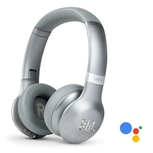 JBL Everest 310GA - Headphones with mic - on-ear - Bluetooth - wireless - mountain silver