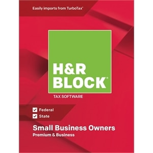 HR Block Tax Software Premium and Business 2018 Windows | Dell USA