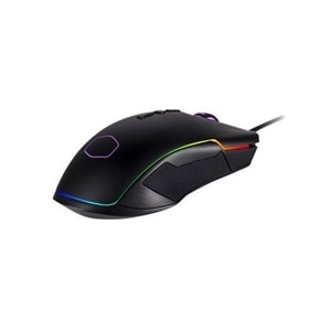 Cooler Master CM310 Mouse - right-handed - optical - 8 buttons - Wired - USB - Black