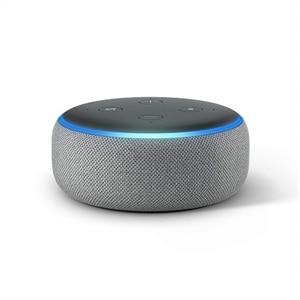 Amazon Alexa Echo Dot 3rd Gen 2018 Wireless Speaker Assist Charcoal Grey White