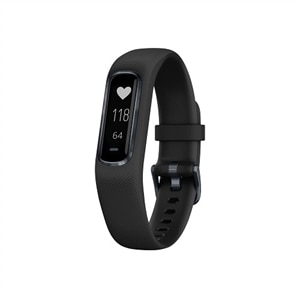 Garmin vivosmart 4 - midnight black - activity tracker with band - black