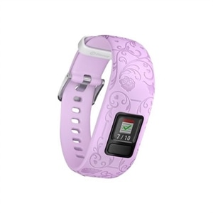 Garmin vívofit jr 2 Disney Princess activity tracker with band - purple