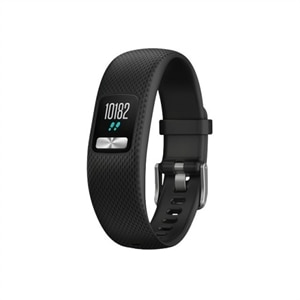 Garmin vívofit 4 activity tracker with band - black