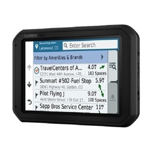 "Garmin - d?zl 780LMT-S 7"" Trucking GPS with Bluetooth - Black"
