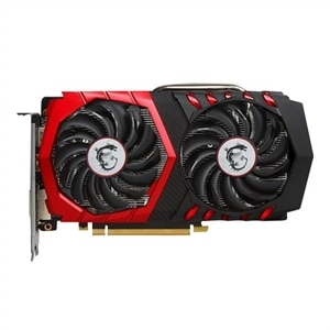 MSI GTX 1050 TI GAMING X 4G - Graphics card - GF GTX 1050 Ti - 4 GB GDDR5 - PCIe 3.0 x16 - DVI, HDMI, DisplayPort