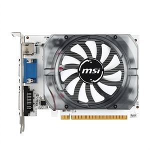 MSI N730-2GD3V3 Graphics Card 2GB DDR3 PCIe 2.0 x16, DVI, D-Sub, HDMI