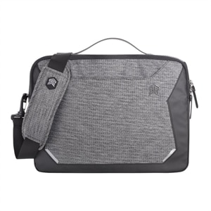 STM Myth - Laptop carrying case - 15-inch - granite black